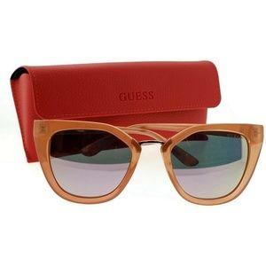 Guess GU7541-72C-52 Women's Sunglasses